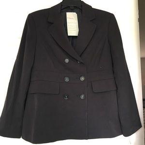 Jackets & Blazers - Black blazer 12p new with tags